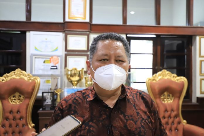 Plt Wali Kota Surabaya